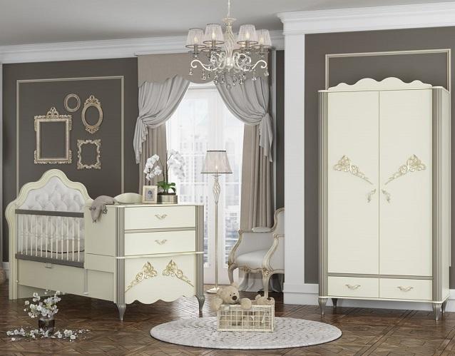 سرویس خواب نوزادی - Elegance