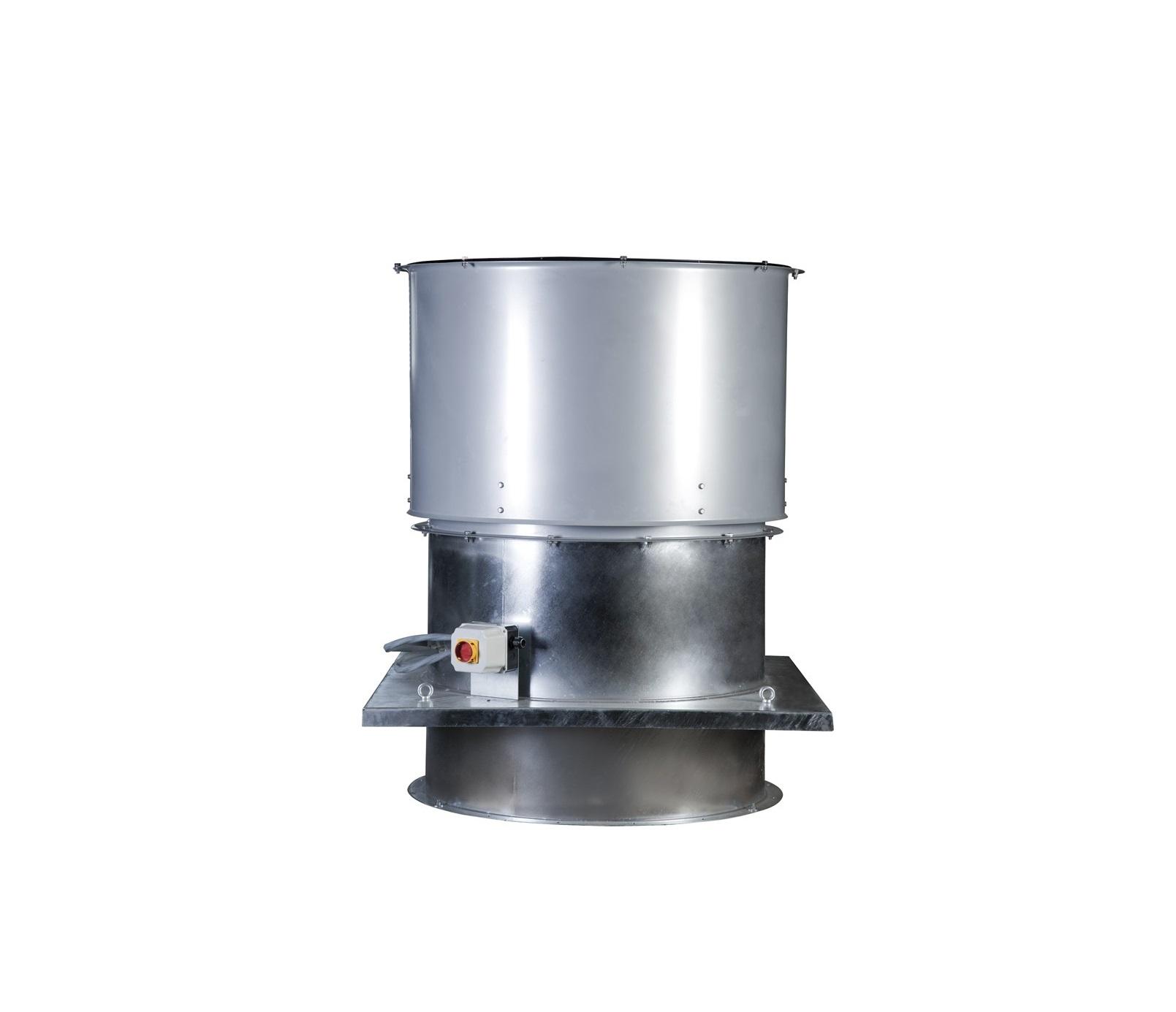 فن سقفی دما بالا - HGHT-V-4-800-3-F300