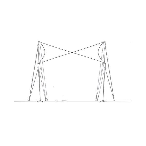 سازه چادری پرند