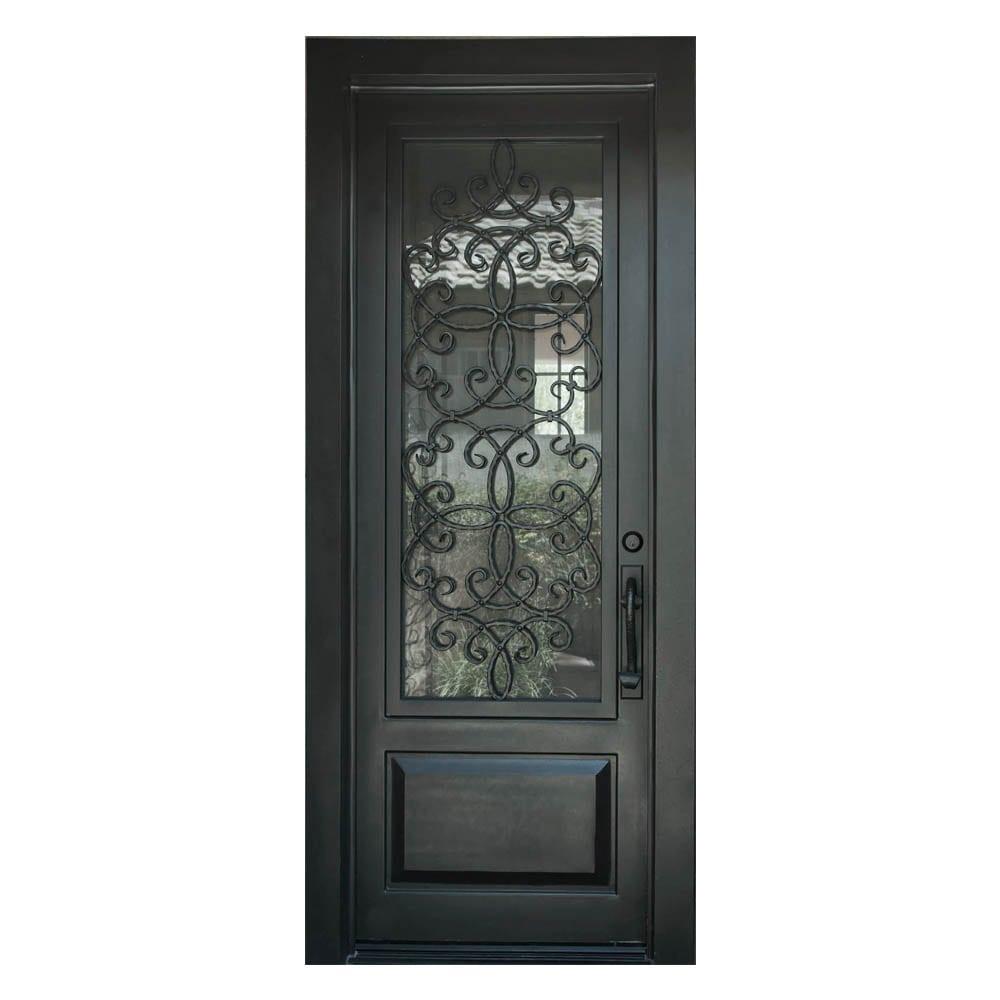 درب فلزی - 010
