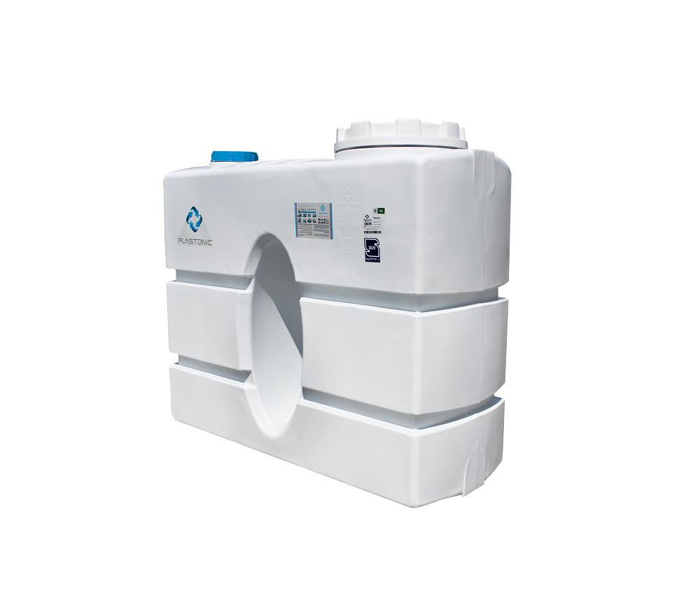 مخزن آب مکعبی سه لایه - 500litr