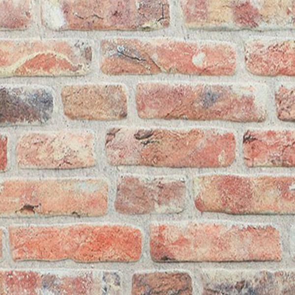 دیوار پوش طرح آجر سنتی