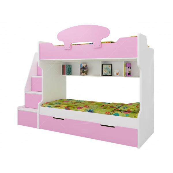 تخت خواب دو طبقه - BT 701