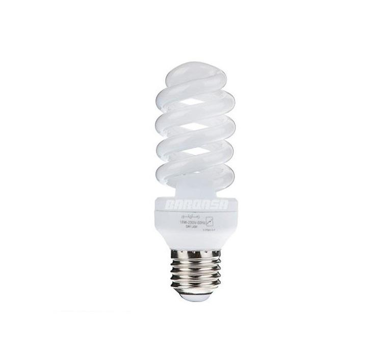 لامپ کم مصرف - 18w