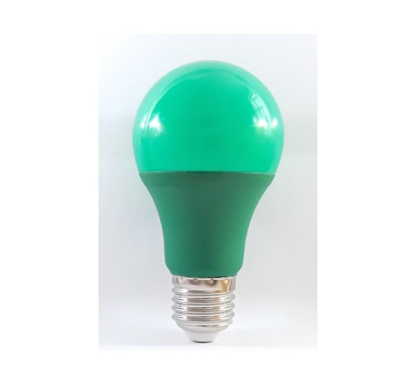 لامپ ال ای دی حبابی سبز - 9w