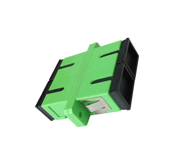 آداپتور فیبر نوری - SC-SC APC SM DX