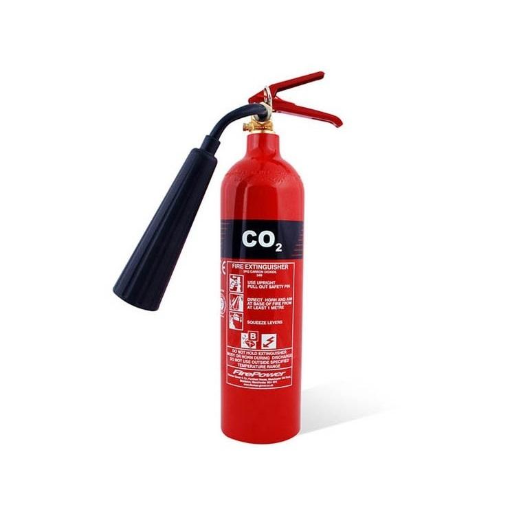 کپسول آتش نشانی CO2 - 2KG