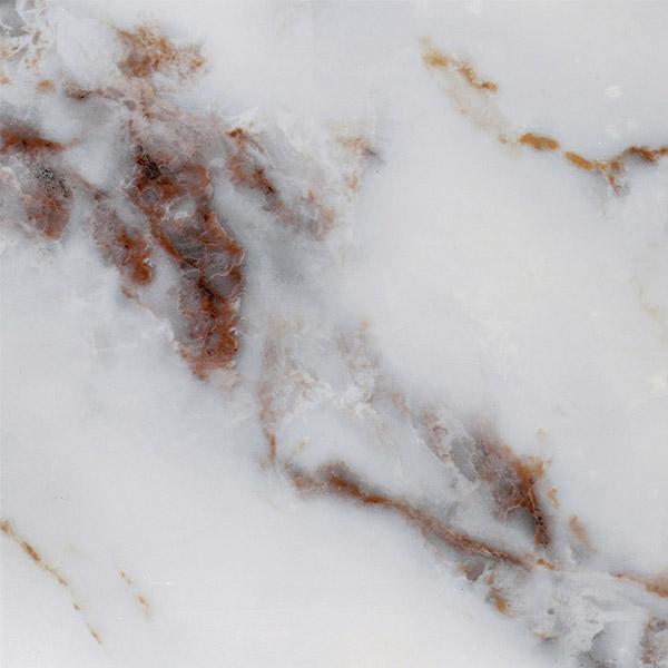 دیوارپوش سنگ مصنوعی - White Crystal