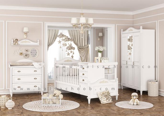سرویس خواب نوزادی - Lidy