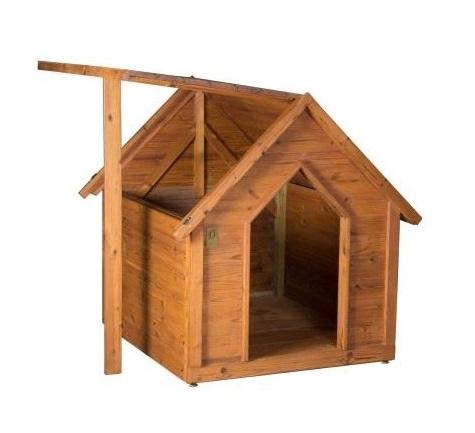 خانه چوبی حیوانات مدل سوآکا