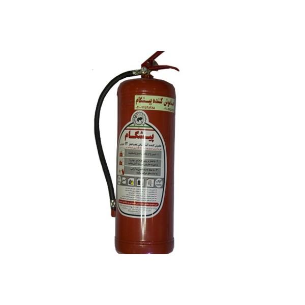 کپسول آتش نشانی پودر و گاز - 2KG