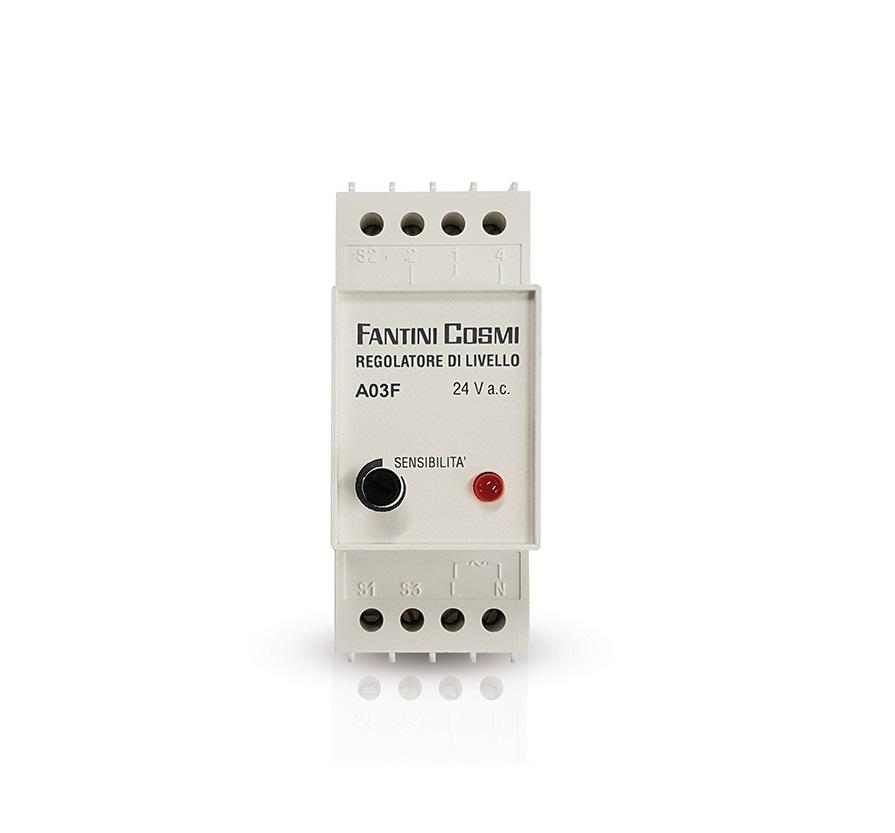 لول کنترل الکترونیکی مایعات رسانا - A03 & A04