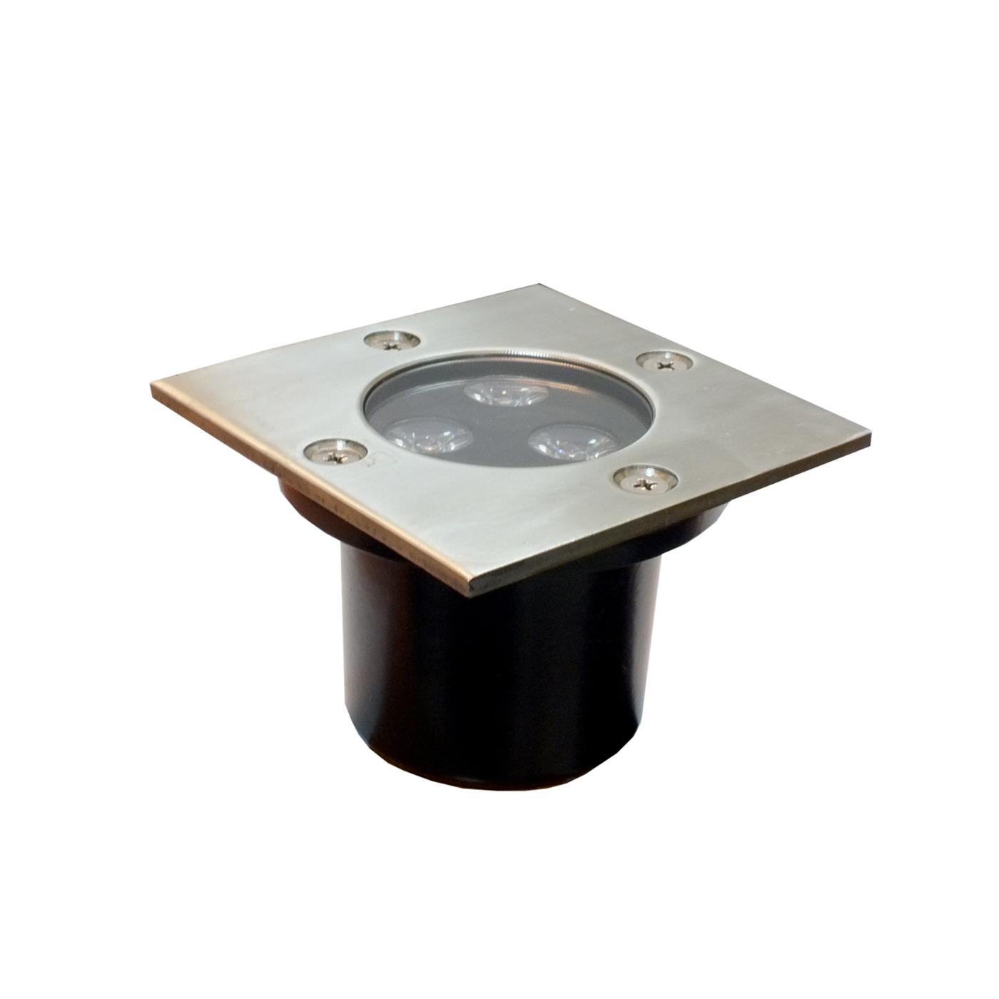 چراغ دفنی توکار LED - BL02