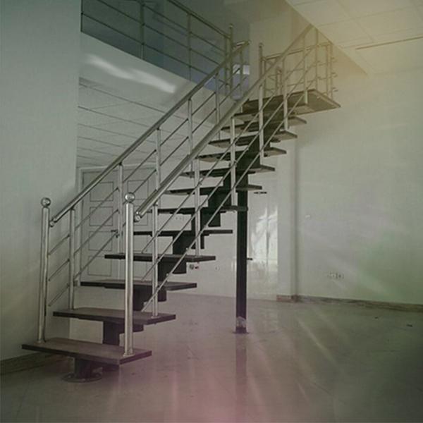 پله پیش ساخته استیل - 201