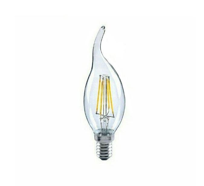 لامپ اشکی فیلامنتی - 4watt