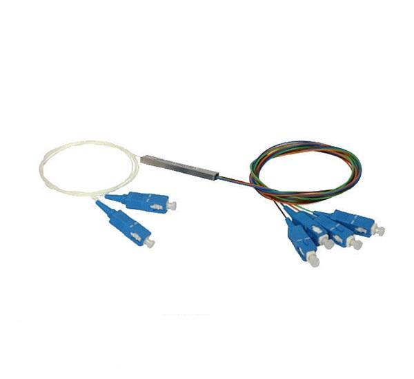 اسپلیتر فیبر نوری - Mini PLC SC-UPC 2x4
