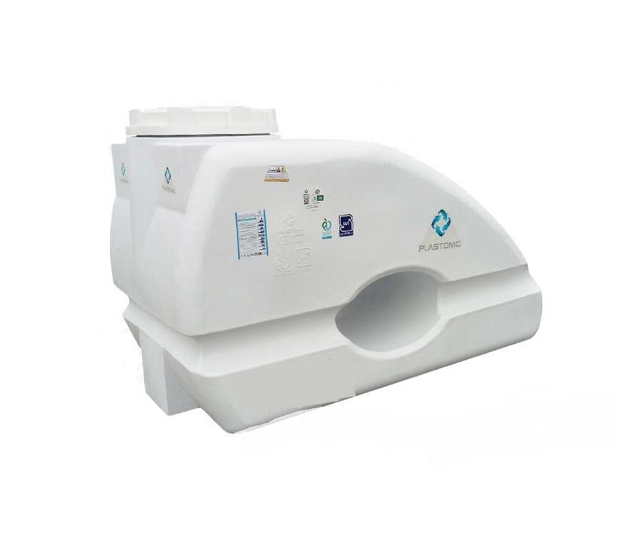 مخزن آب سه لایه - 1500litr