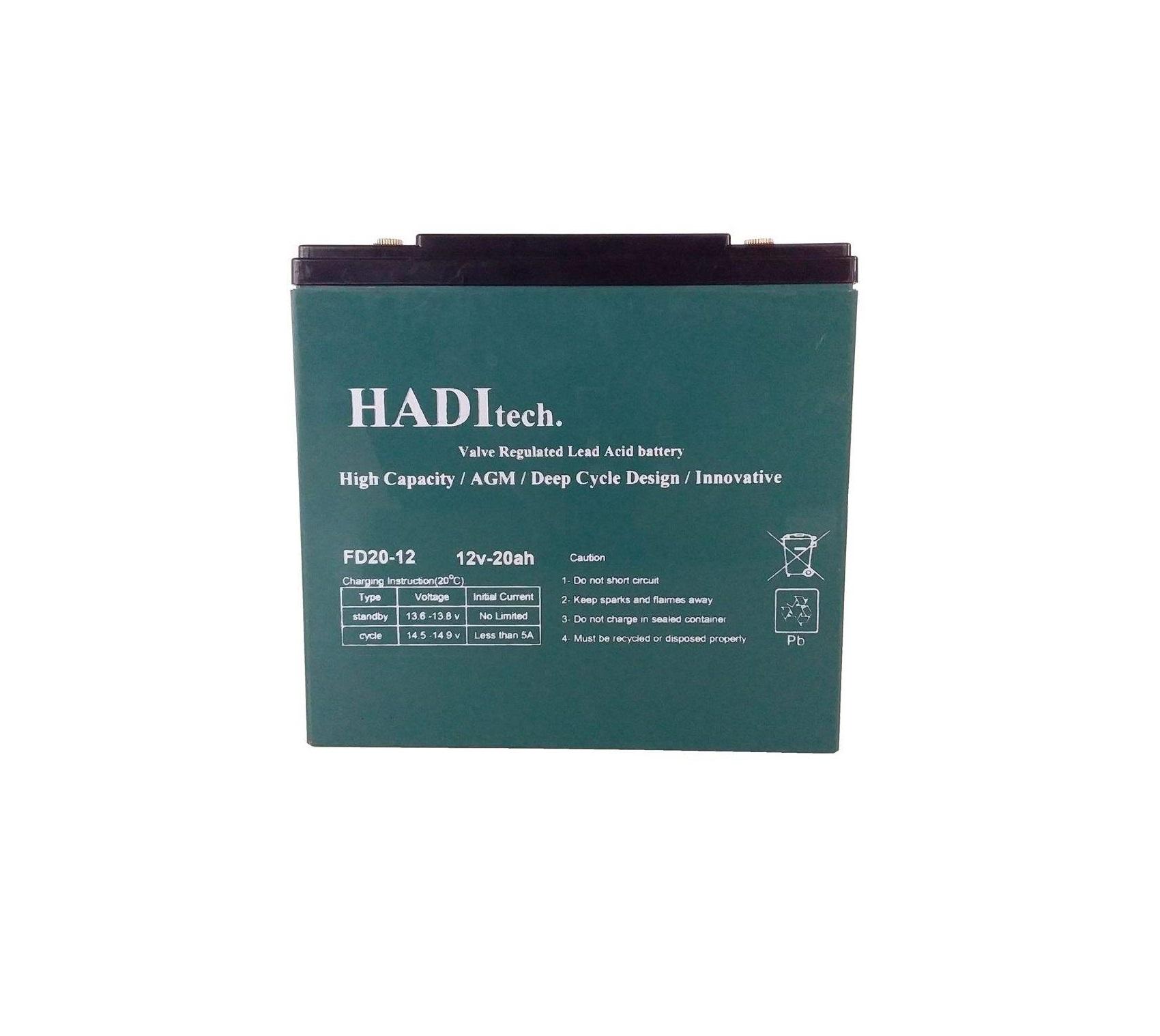 باتری خورشیدی - FD12V20