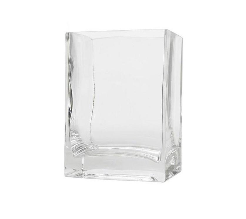 گلدان شیشه ای - Rektangel