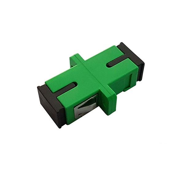 آداپتور فیبر نوری - SC-SC APC SM Simplex