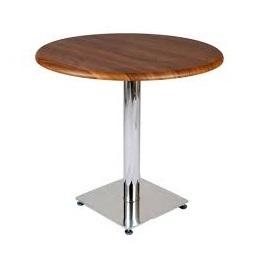میز رستورانی پایه چدنی - T18