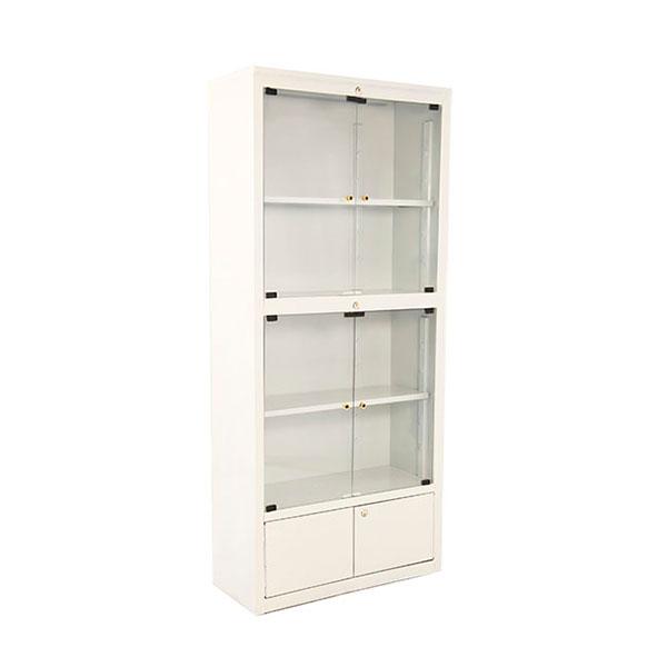 کتابخانه فلزی - 183*80