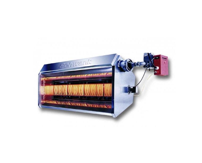 هیتر تابشی سرامیکی صنعتی - SUPRA 40