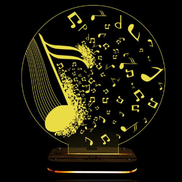 چراغ خواب طرح موسیقی