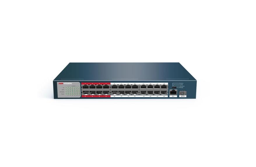 سوئیچ شبکه - DS-3E0326P-EM
