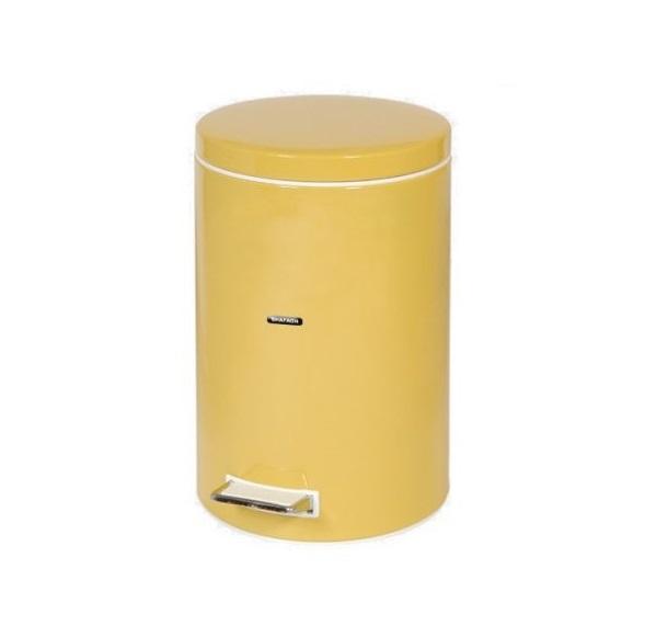 سطل زباله استیل پدال دار 8 لیتری - A30