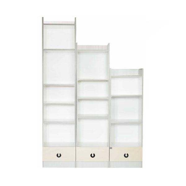 کتابخانه مدل تترا 3