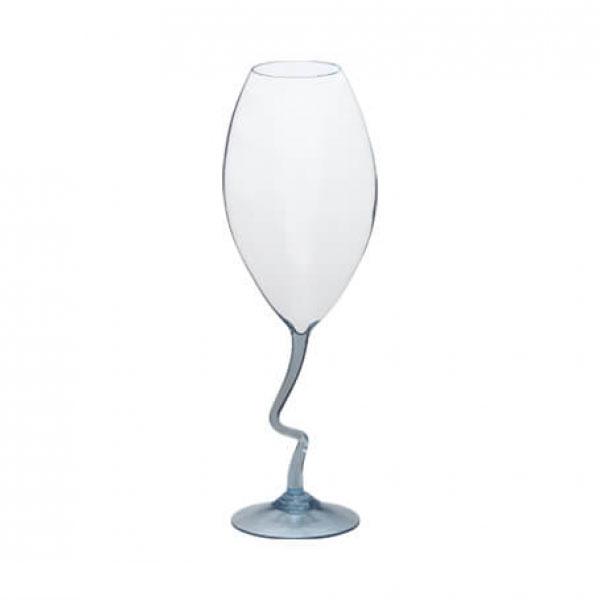 گلدان شیشه ای جام - GS02