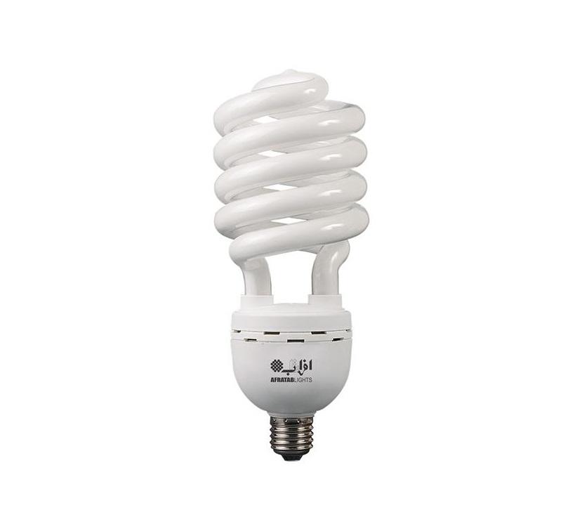 لامپ اسپیرال - 55W HP