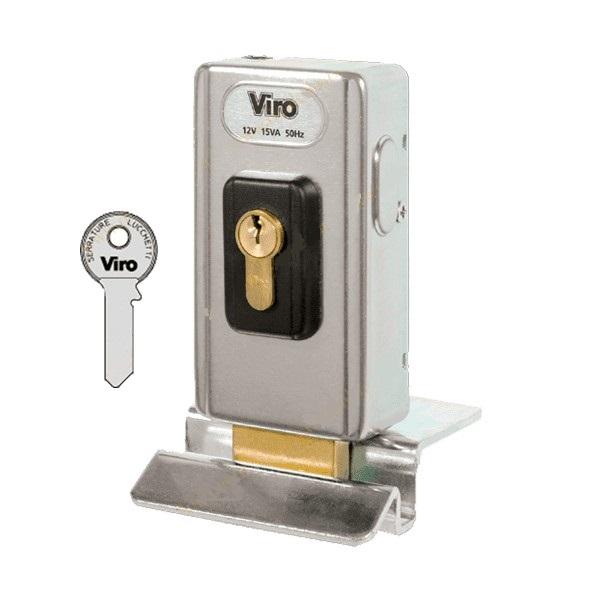 قفل برقی - Viro Colony