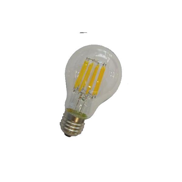 لامپ ال ای دی فیلامنتی - FEC-FILAMENT-LED-8W