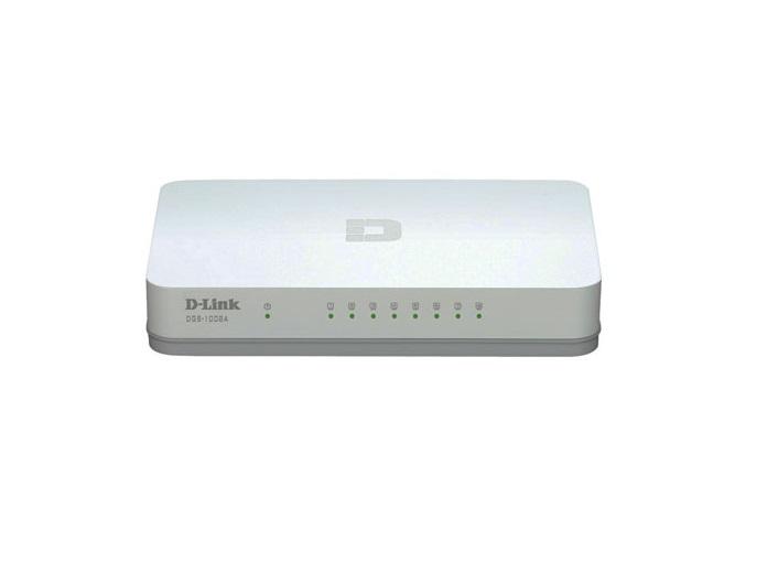 سوئیچ شبکه - DGS-1008A