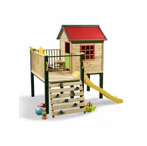 کلبه چوبی کودک - KDC290