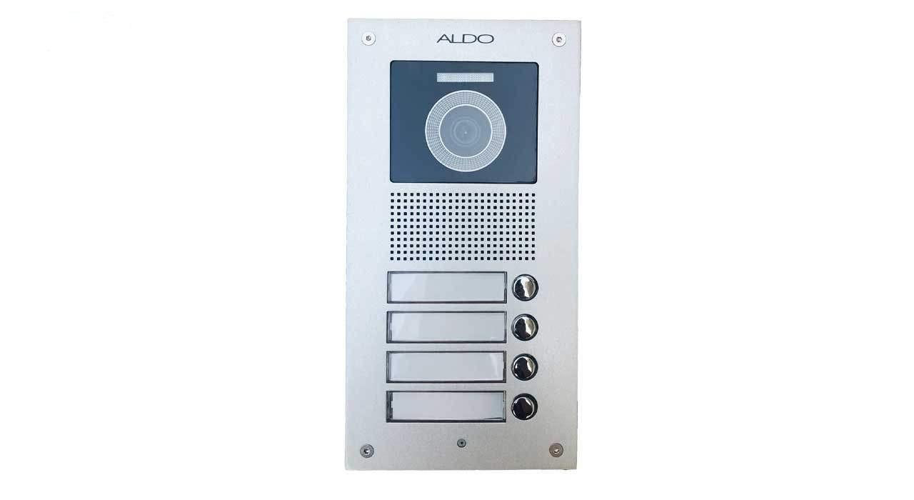 پنل درب بازکن تصویری - AL-4UDC
