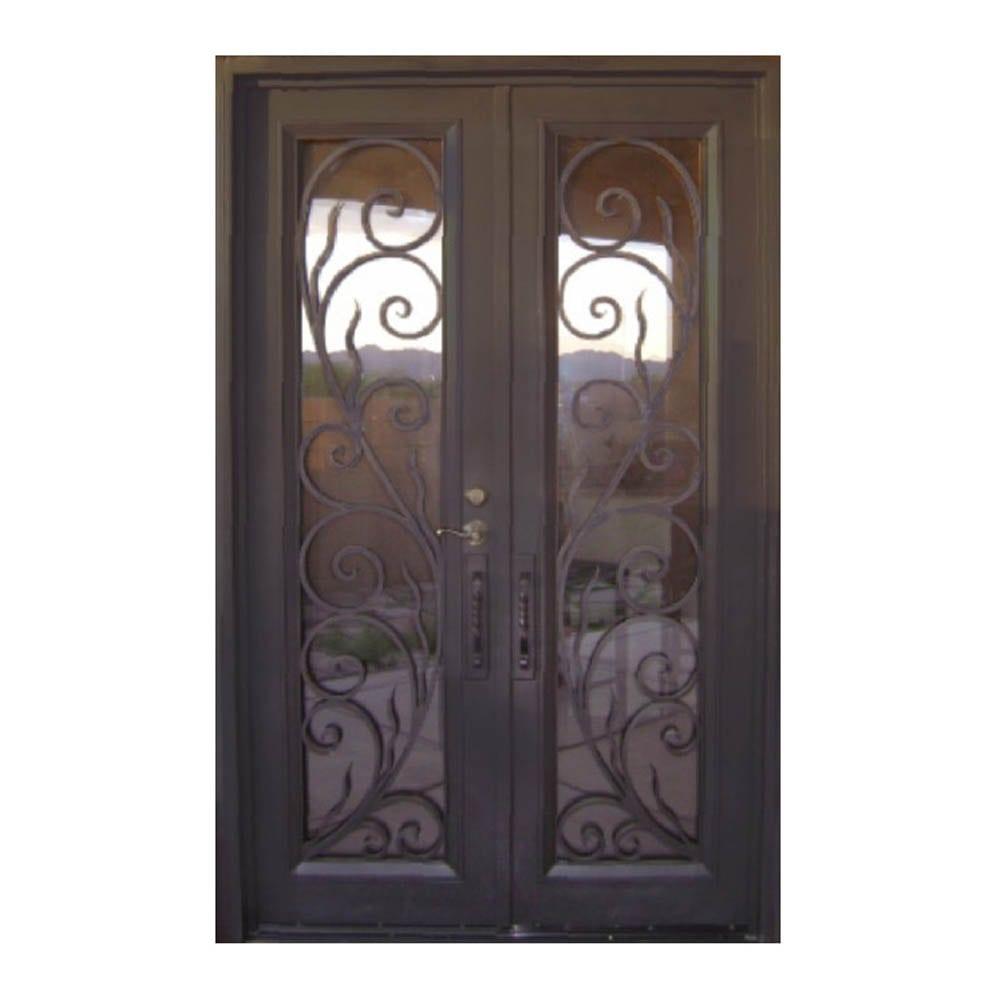 درب فلزی - 005