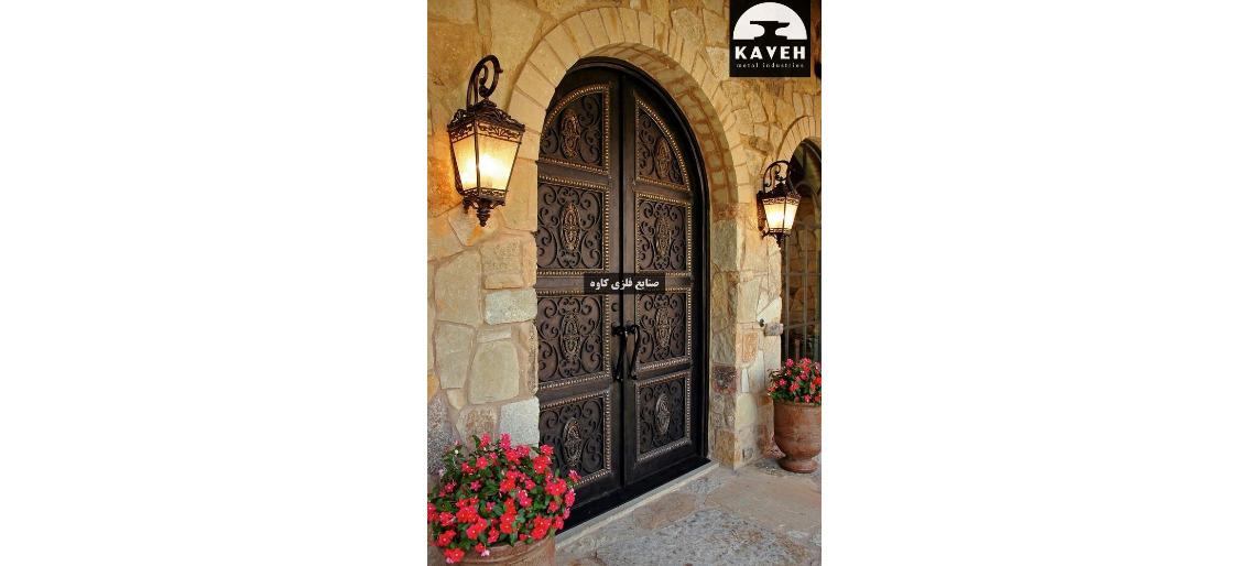 درب فلزی - 54187