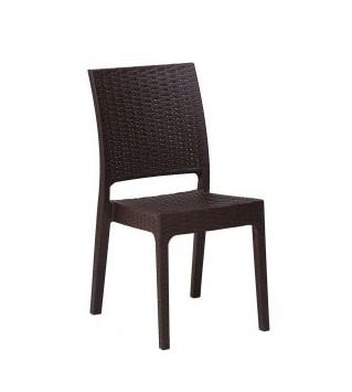 صندلی حصیری بدون دسته - Florida