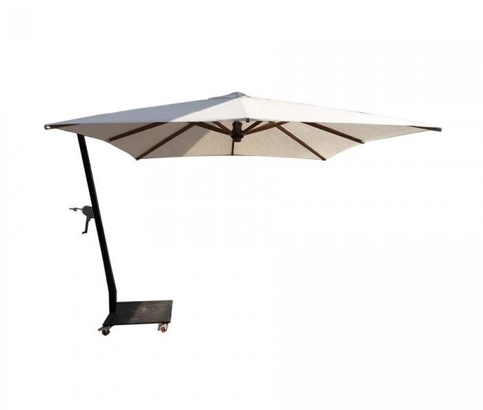 چتر پایه کنار مربع - 1010