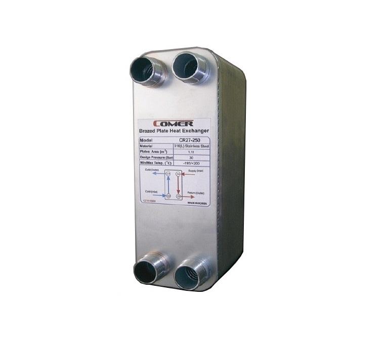 مبدل حرارتی - CR27-400