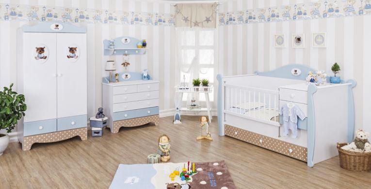 سرویس خواب نوزادی - Teddy