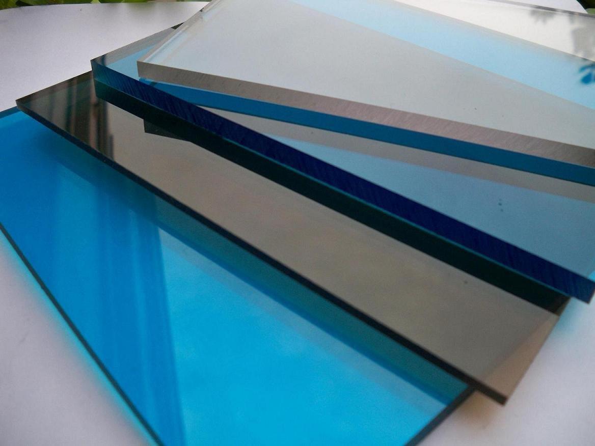 پلی کربنات تخت شفاف