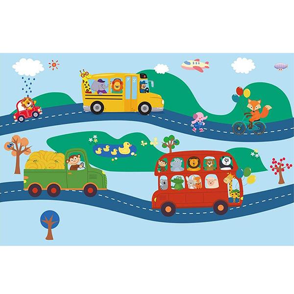 پوستر دیواری کودک - BKW172