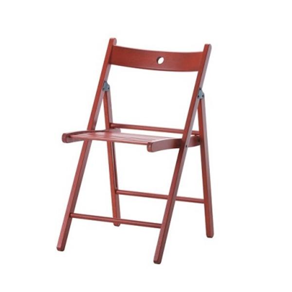 صندلی تاشو چوبی - TERJE