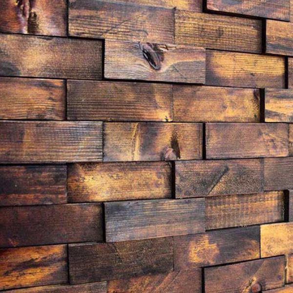 دیوارپوش چوبی مدل داتیس
