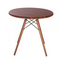 میز رستورانی پایه چوبی ایفل - TI 4
