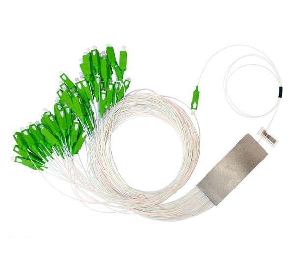 اسپلیتر فیبر نوری - Mini PLC SC-APC SM 1x64